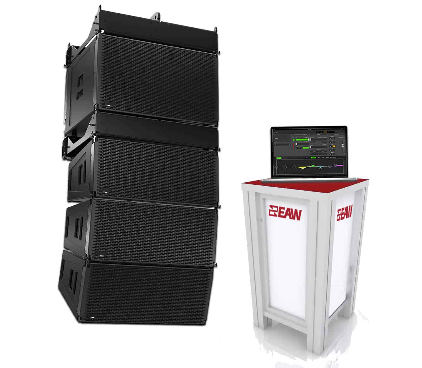 EAW: Eastern Acoustic Works | EAW Adds New Line Array And