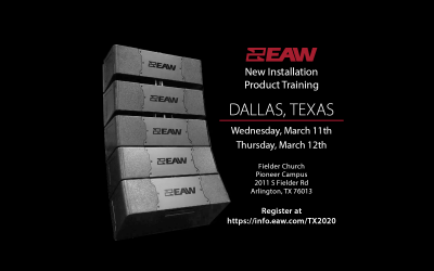 Dallas Training Invite