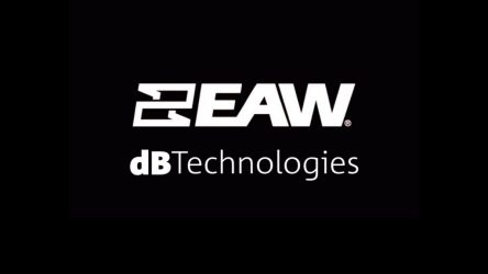 EAW and dB Technologies_logos